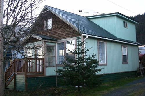 Downtown Seward Alaska Vacation Rental House