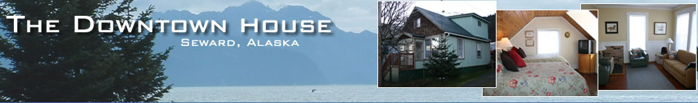 Seward Alaska Vacation Rental